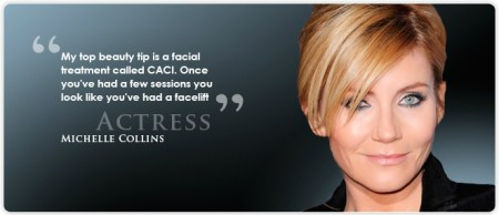 Michelle Collins endorses CACI